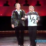 Paul Williams and Andy Williams Sing Short People